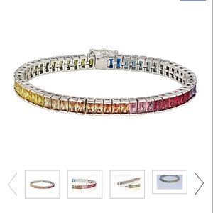 Jewelry - Multi Color Tennis Bracelet